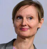 Gunilla Nordlöf, generaldirektör på Tillväxtverket. Claudio Bresciani / TT / TT NYHETSBYRÅN