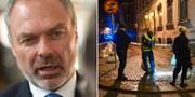 Liberalernas partiledare Jan Björklund TT