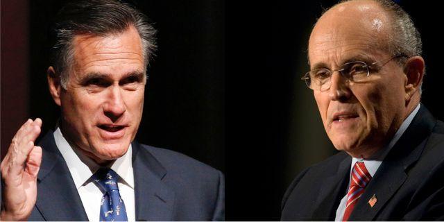 Giuliani inte aktuell som utrikesminister