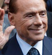 Silvio Berlusconi, arkivbild Luca Bruno / TT NYHETSBYRÅN