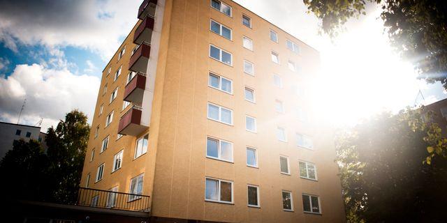 """""""Ryska huset"""" på Lidingö. Arkivbild. David Magnusson/SvD/TT / TT NYHETSBYRÅN"""