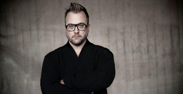 Mårten Schultz, professor i civilrätt.  Malin Hoelstad / SvD / TT / TT NYHETSBYRÅN