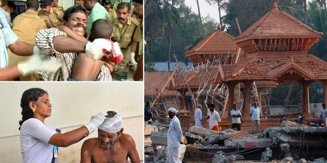55 dodades av mina i indien