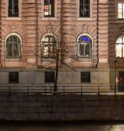 Riksdagshuset i Stockholm. Jonas Ekströmer/TT / TT NYHETSBYRÅN