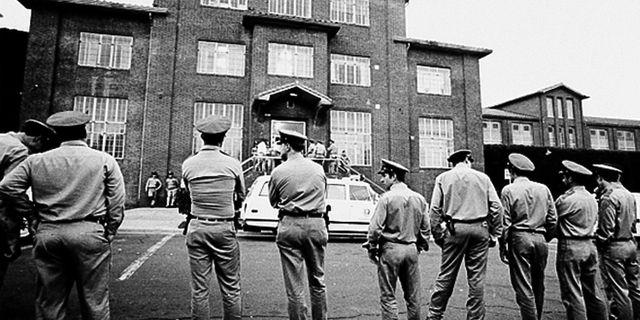 Illustrationsbild. Fängelse i Texas, 1974. TT NYHETSBYRÅN/ NTB Scanpix