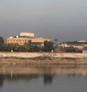 USA:s ambassad. AHMAD AL-RUBAYE / AFP