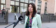 Utrikesminister Ann Linde. Wiktor Nummelin/TT / TT NYHETSBYRÅN