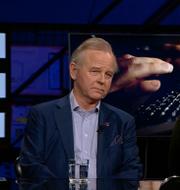 Ole Petter Ottersen och Amina Manzoor.  SVT