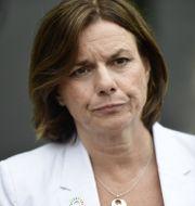 Isabella Lövin, MP:s språkrör.  Stina Stjernkvist/TT / TT NYHETSBYRÅN