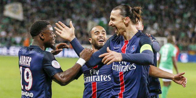 "Två Zlatan-mål mot St Etienne – ""Förbannelse"" - Omni cc7678400467a"