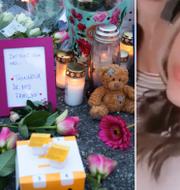 Adriana, 12, sköts till döds i augusti. TT