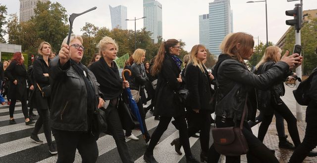 Polska Kvinnor