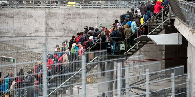 190 000 flyktingar i tyskland far stanna
