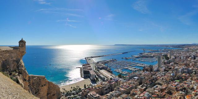 Alicante kan växa ännu mer under nästa år.