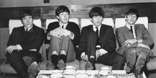 The Beatles.  TT NYHETSBYRÅN