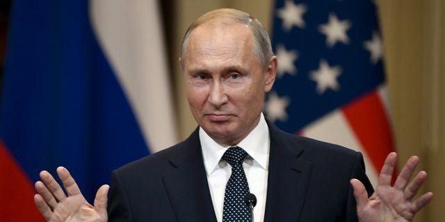 Vladimir Putin. LEHTIKUVA / TT NYHETSBYRÅN