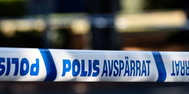 Polisen misstanker har mordades den svenska kvinnan