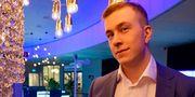 Christoffer Eriksson jobbar som personlig kontaktperson på Telia i Luleå.  Telia