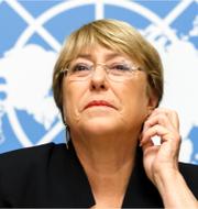 Michelle Bachelet TT