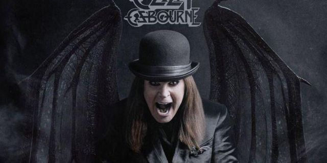 "Ozzy Osbournes nya skiva ""Ordinary man"" Sony Music"