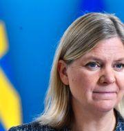 Jessica Gow/TT / TT NYHETSBYRÅN