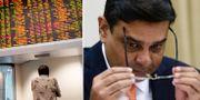 Urjit Patel.  TT