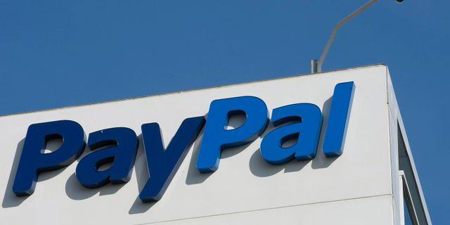 PayPal menar att konto de begränsar åtkomsten om de misstänker att ett konto används av ett barn. Paul Sakuma / TT NYHETSBYRÅN