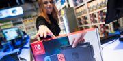 Nintendo Switch. Fredrik Sandberg/TT / TT NYHETSBYRÅN