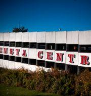 Tensta centrum Pontus Lundahl/TT / TT NYHETSBYRÅN