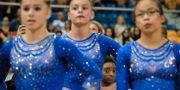 Amerikanska gymnaster. Vadim Ghirda / TT NYHETSBYRÅN