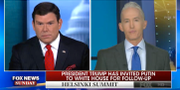 Kongressledamoten Trey Gowdy till höger. Fox News
