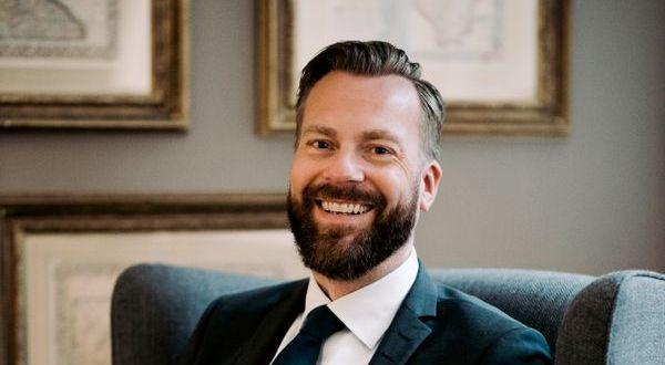 Jonas Thulin, chef för kapitalförvaltningen på Erik Penser Bank. David Thunander
