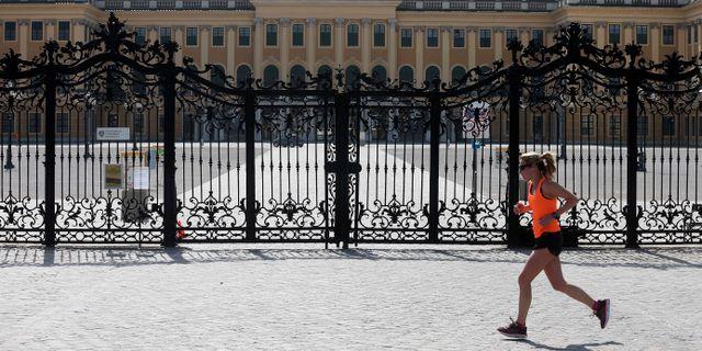Bild från Wien Ronald Zak / TT NYHETSBYRÅN