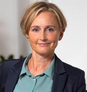 Nyfosas vd Stina Lindh Hök.  Jenny Lagerqvist/Press Nyfosa