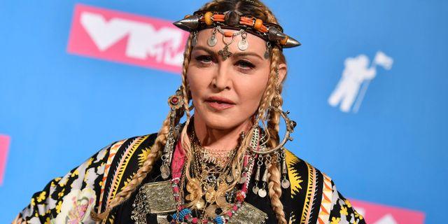Madonna. ANGELA WEISS / AFP