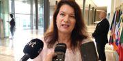 Ann Linde (S)  Wiktor Nummelin/TT / TT NYHETSBYRÅN