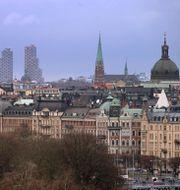 Stockholm. Janerik Henriksson/TT / TT NYHETSBYRÅN