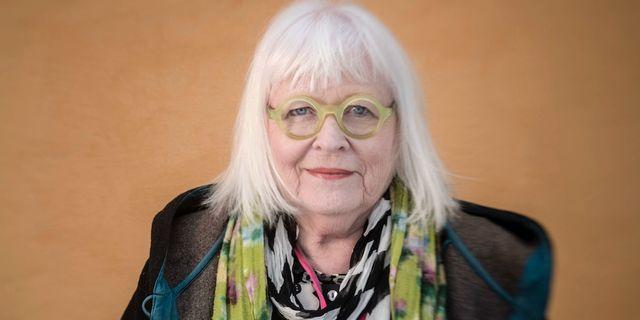 Gudrun Sjödén TT