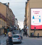 Illustrationsbild. Fredrik Sandberg/TT / TT NYHETSBYRÅN