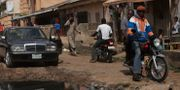 Bild från Kaduna i Nigeria. Sunday Alamba / TT NYHETSBYRÅN/ NTB Scanpix