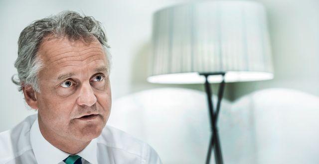 Magnus Billing, Alectas vd. Lars Pehrson/SvD/TT / TT NYHETSBYRÅN