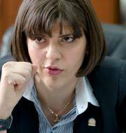 EU-åklagaren Laura Kovesi leder Eppo. Vadim Ghirda / TT / NTB Scanpix