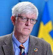 Johan Carlson. Jonas Ekströmer/TT / TT NYHETSBYRÅN
