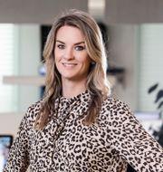 Maria Landeborn, sparekonom och senior ekonom vid Danske Bank. Magnus Sandberg