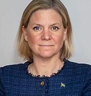 Finansminister Magdalena Andersson (S). Regeringen.se