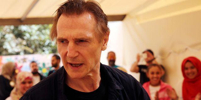 Arkivbild på Liam Neeson. Sam McNeil / TT / NTB Scanpix