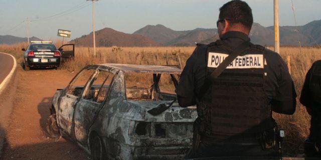 Sex doda i mexikanska oroligheter
