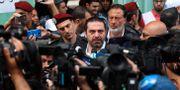 Saad al-Hariri. Hussein Malla / TT / NTB Scanpix