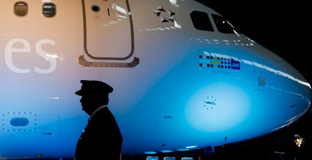 Ett A320neo från SAS Jessica Gow/TT / TT NYHETSBYRÅN