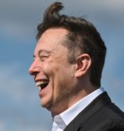 Tesla-grundaren Elon Musk. Patrick Pleul / TT NYHETSBYRÅN